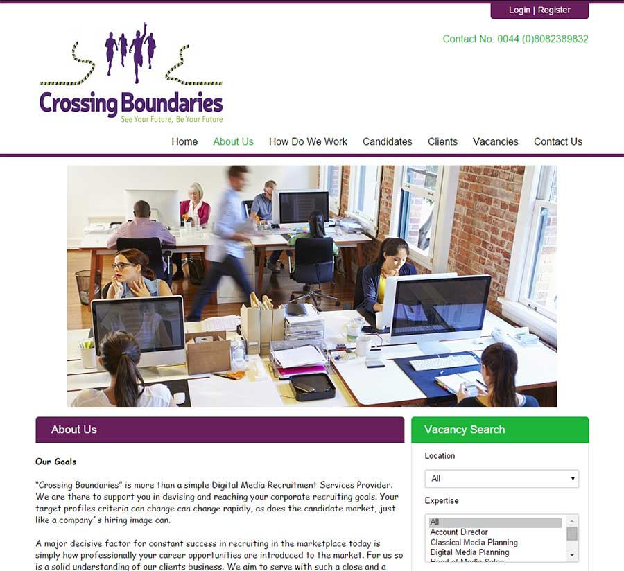 News websites chameleoni crossing boundaries are a recruitment company that specialises in finding candidates for their clients in the sectors of sales houses media agencies malvernweather Choice Image