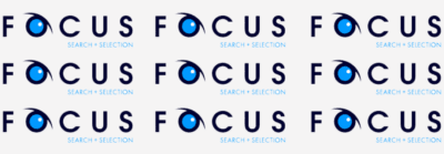 Focus Search + Selection Logo