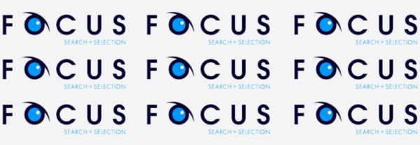 Focus Search + Selection Logo