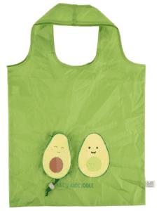 Avocuddle shopping bag