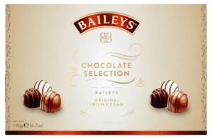 Baileys Chocolate selection box