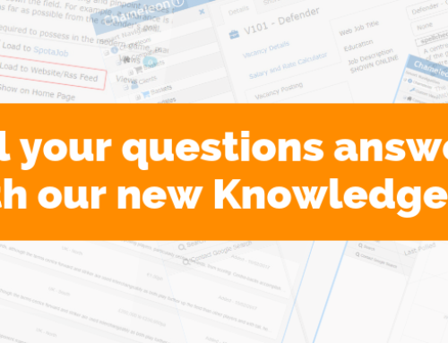 Get all your questions answered with our new Knowledgebase