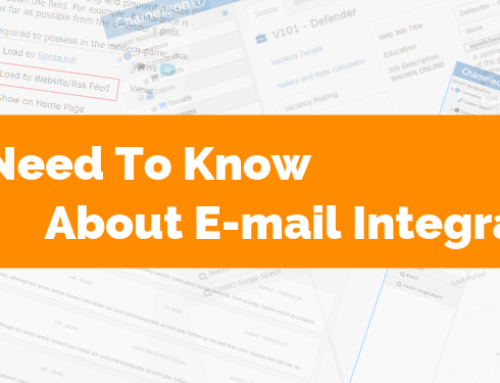 Everything You Need To Know About E-Mail Integration