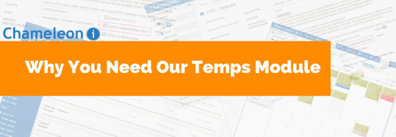 Why you need our temps module - banner