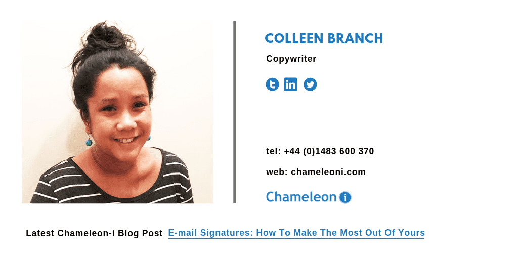 Example Chameleon-i signature