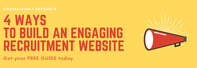 4 ways to build an engaging recruitment website that integrates with your recruitment software