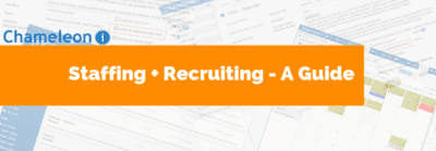 Staffing and recruiting - a guide