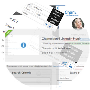 Chrome LinkedIn PlugIn