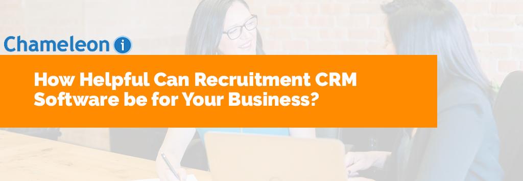 Recruitment CRM Software