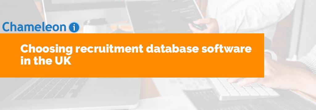 recruitment database