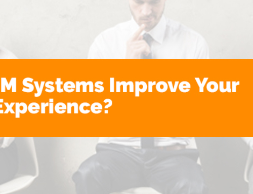 How can CRM Systems Improve Your Candidate Experience?
