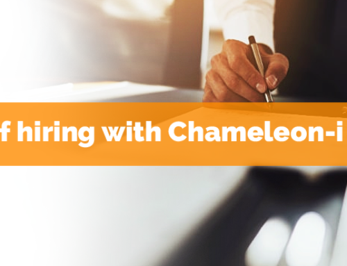 The future of hiring with Chameleon-i