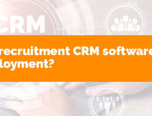 How To Use Recruitment CRM Software for Fast Deployment?