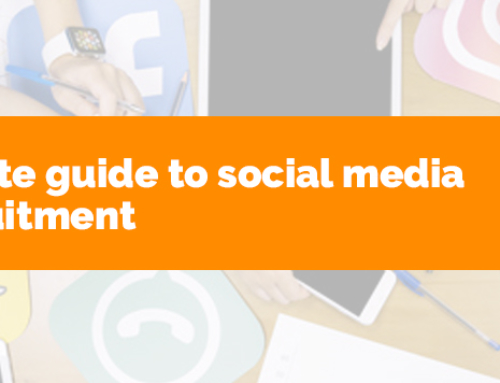 Your Ultimate Guide to Social Media Based Recruitment