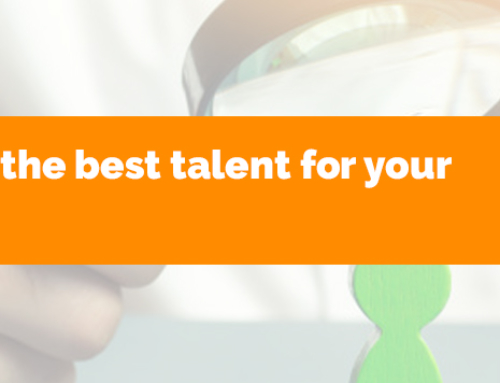 How to find the best talent for your company?