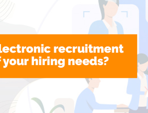 How does electronic recruitment take care of your hiring needs?