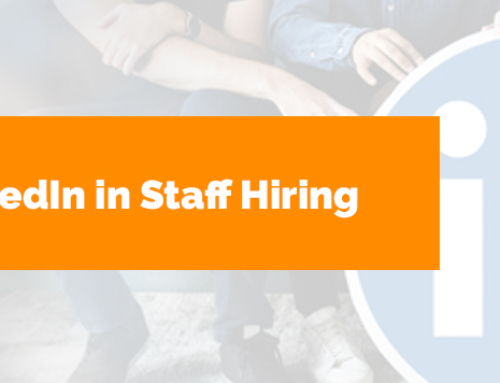 Role of LinkedIn in Staff Hiring