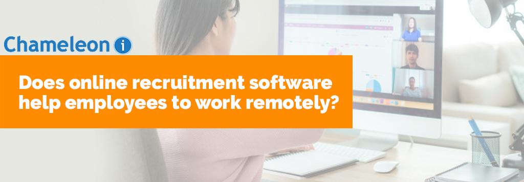 online recruitment software