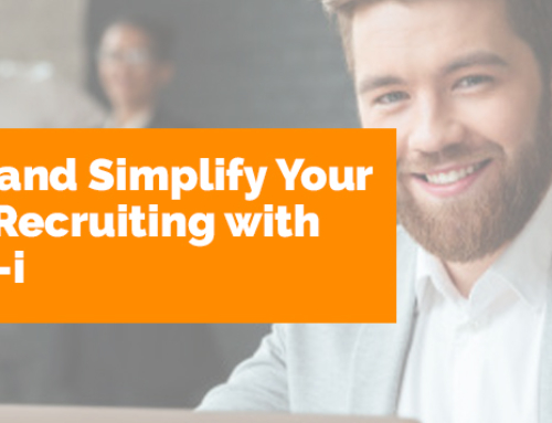 Streamline and Simplify Your Temporary Recruiting with Chameleon-i