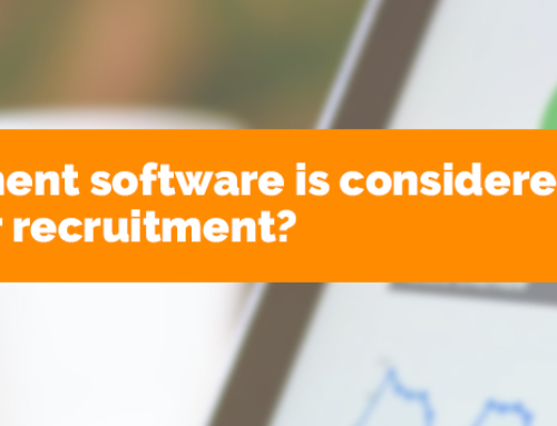 Why recruitment software is considered the future for recruitment?
