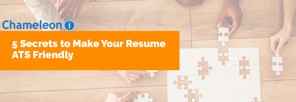 We explore 5 helpful methods that can be used to ensure that a resume is compliant with recruitment tracking software